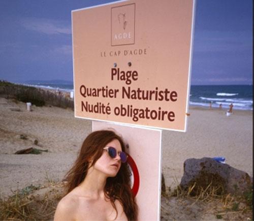 playa naturista de Cap Agde, el paraíso del sexo liberal