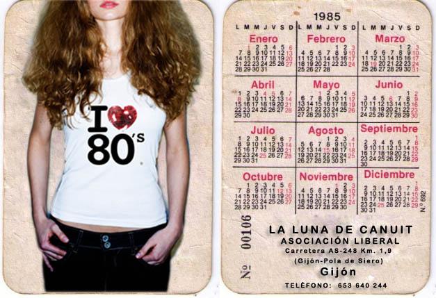 Lunch para socios y fiesta años 80 en la Asociación de Parejas Liberales de Asturias