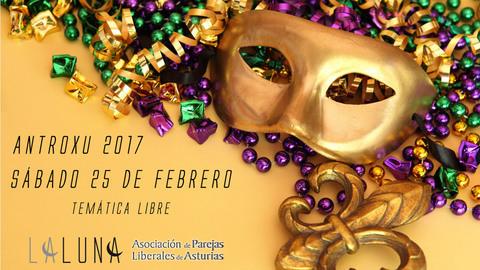 La Luna de Canuit - ANTROXU LUNERO 2017 - Asociación de Parejas Liberales de Asturias
