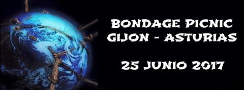 La Luna de Canuit - Bondage Picnic 2017 - Asociación de Parejas Liberales de Asturias